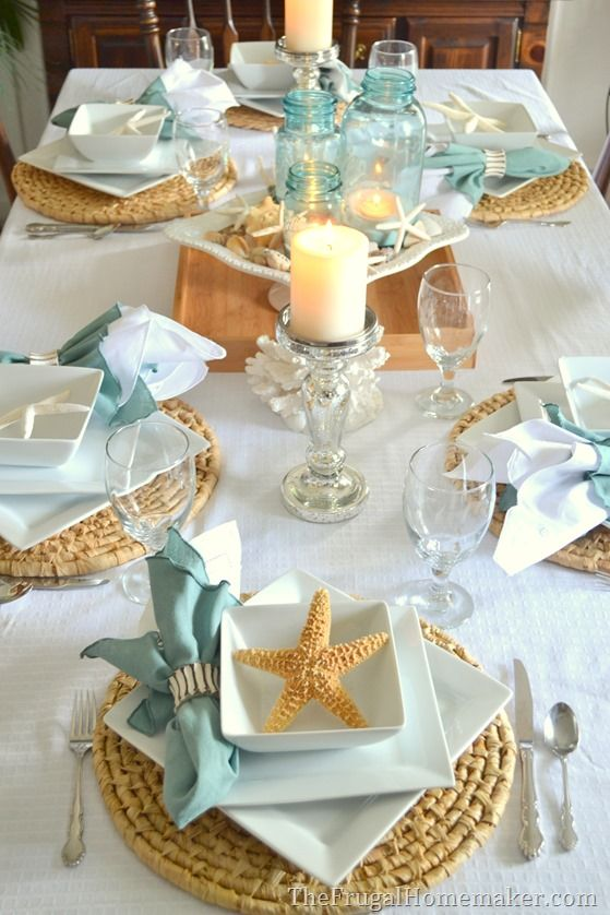Bon Table Setting Ideas 16